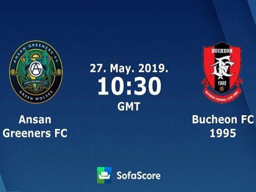 Dự đoán Ansan Greeners vs Bucheon, 17h30 ngày 27/05