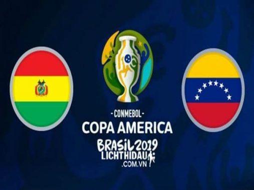 Nhận định Bolivia vs Venezuela, 02h00 ngày 23/6