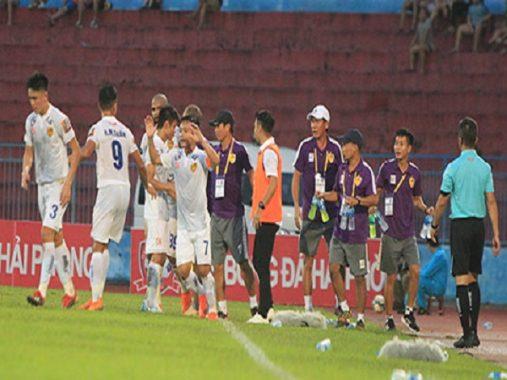 Quảng Nam FC đối mặt nguy cơ rớt hạng