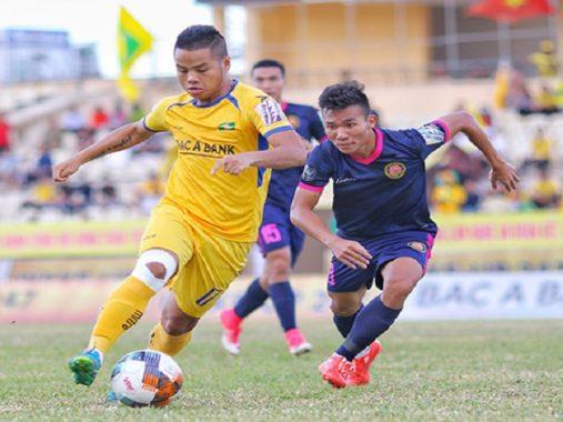 SLNA 2-2 Sài Gòn FC: Phút cuối nghiệt ngã