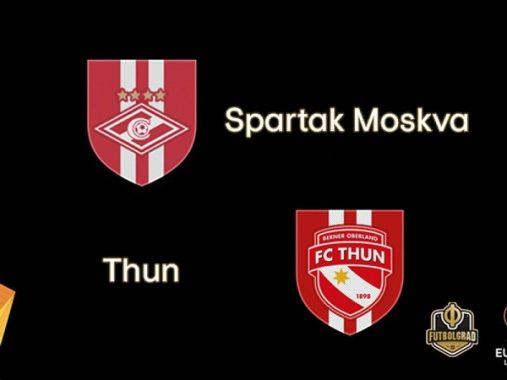 Nhận định Spartak Moscow vs Thun, 23h45 ngày 13/8