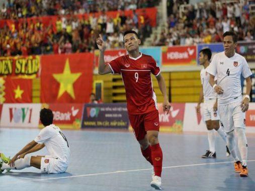 ĐT Việt Nam ghi tên vào VCK giải vô địch châu Á