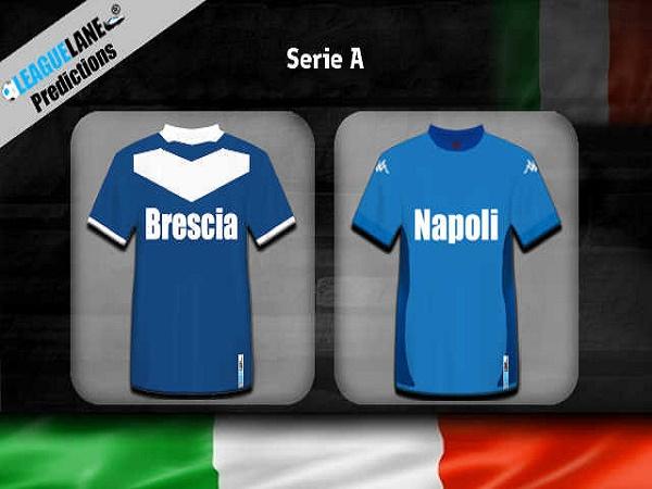 Nhận định Brescia vs Napoli, 2h45 ngày 22/02