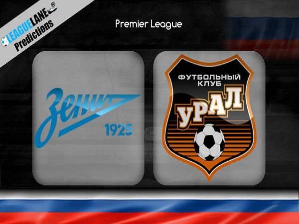 Nhận định bóng đá Zenit vs Ural, 20h30 ngày 14/3