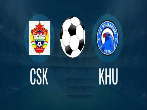 Nhận định CSKA Pomir vs Khujand, 18h00 ngày 08/04