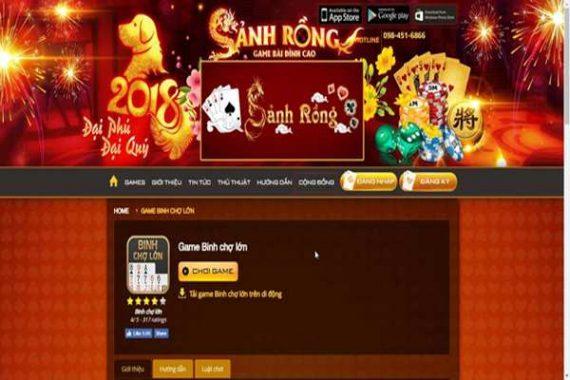 Mậu binh- game bai truc tuyen truyền thống hot nhất Việt Nam