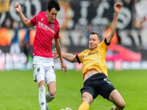 Nhận định trận đấu Hannover vs Dynamo Dresden (23h30 ngày 3/6)