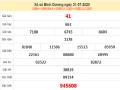 Dự đoán KQXSBD- xổ số bình dương thứ 6 ngày 07/08 tỷ lệ trúng cao