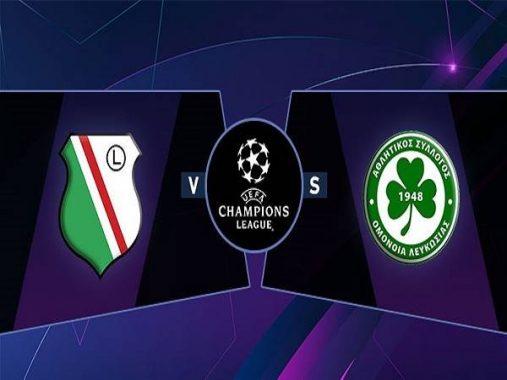 Nhận định kèo Legia Warszawa vs Omonia Nicosia, 01h00 ngày 27/8
