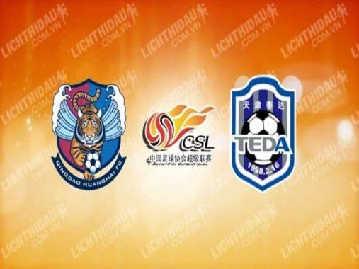 Nhận định Qingdao Huanghai vs Tianjin Teda, 14h30 ngày 25/9
