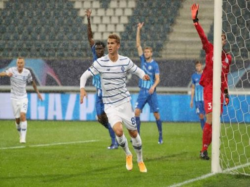 Nhận định trận đấu Dynamo Kiev vs Gent (2h00 ngày 30/9)