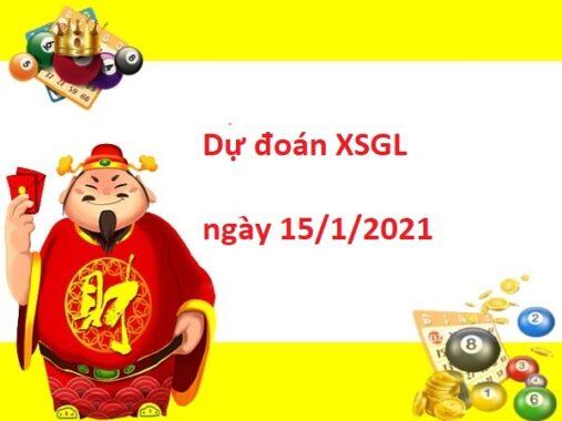 Dự đoán XSGL 15/01/2021 – Dự đoán Xổ Số Gia Lai Thứ 6