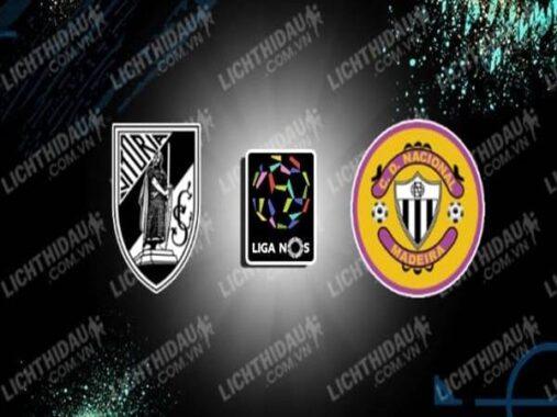 Nhận định trận đấu Vitoria Guimaraes vs Nacional (3h15 ngày 22/1)