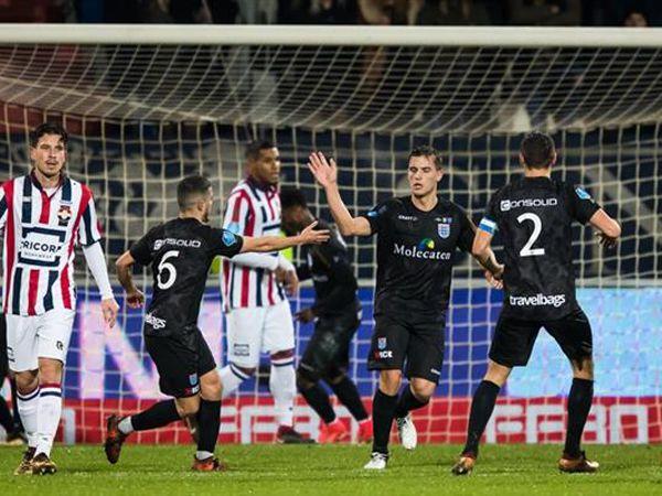 Nhận định Willem II vs Zwolle (02h00 ngày 23/1 - VĐQG Hà Lan)