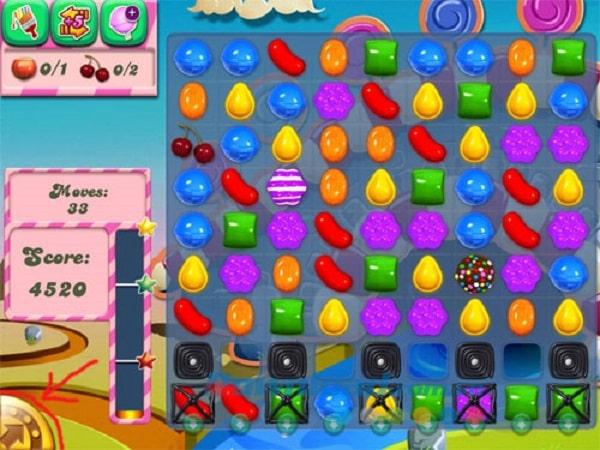 Mách bạn cách chơi Candy Crush chi tiết