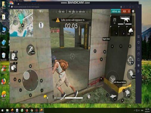Cách chơi freefire trên máy tính chi tiết cho người mới