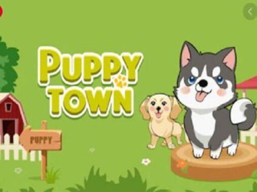 Cách chơi game puppy town kiếm tiền đơn giản