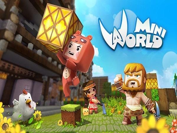 Hướng dẫn chơi game Mini World PC