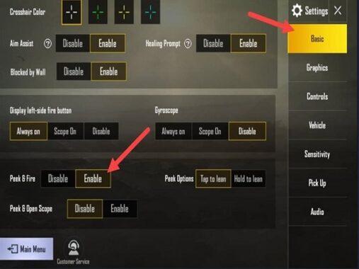 Cách setting pubg mobile đơn giản nhất bạn nên biết