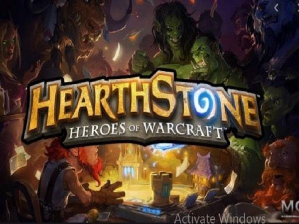 Game thẻ bài Hearthstone