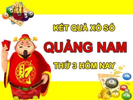 Dự đoán XSQNM 11/5/2021 thứ 3 chốt lô VIP Quảng Nam