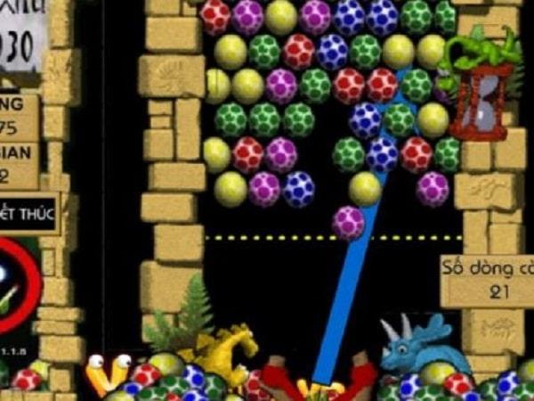 Cách chơi Bắn Trứng Khủng Long đạt điểm cao