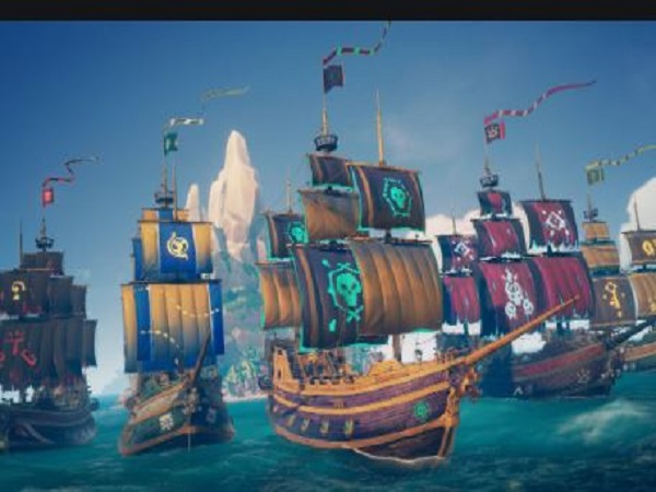 game cướp biển Sea of Thieves