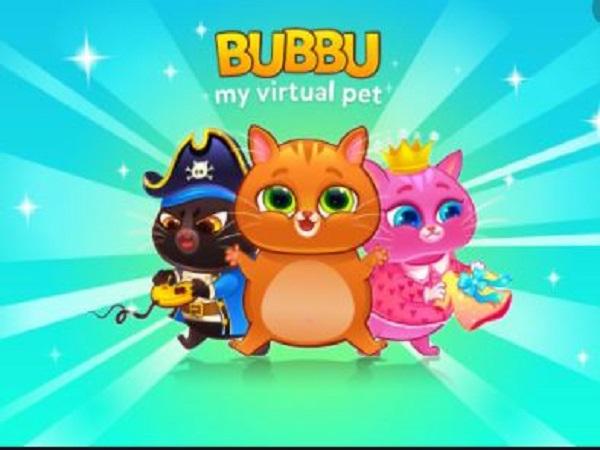Game nuôi thú ảo trên điện thoại Bubbu