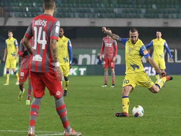 Nhận định bóng đá Chievo vs Cremonese (19h00 ngày 4/5)