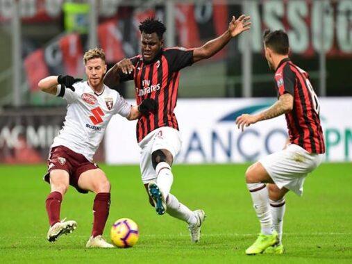 Nhận định bóng đá Torino vs AC Milan (1h45 ngày 13/5)