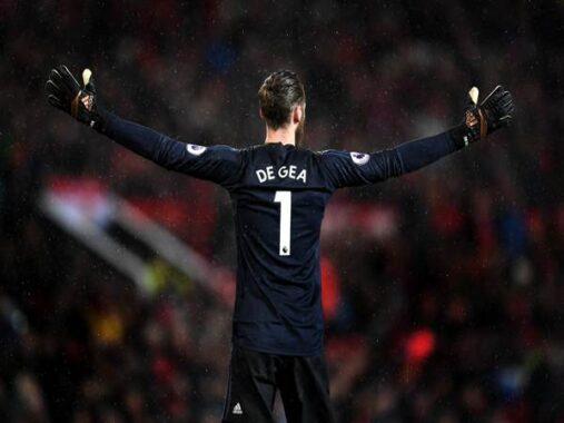 Tiểu sử David de Gea - Thủ môn đội bóng Manchester United