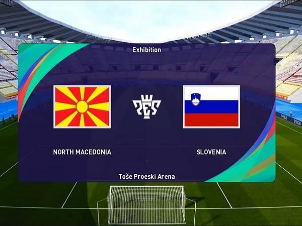 Nhận định Bắc Macedonia vs Slovenia – 23h00 01/06/2021 – Giao hữu