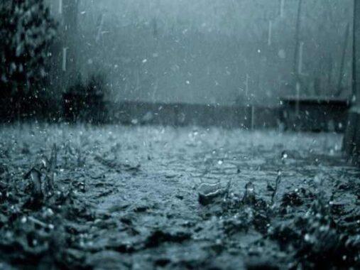 Nằm mơ thấy mưa đánh số mấy ? Là điềm hên hay xui ?