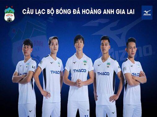 CLB Hoàng Anh Gia Lai – Tìm hiểu đôi nét về đội bóng phố núi