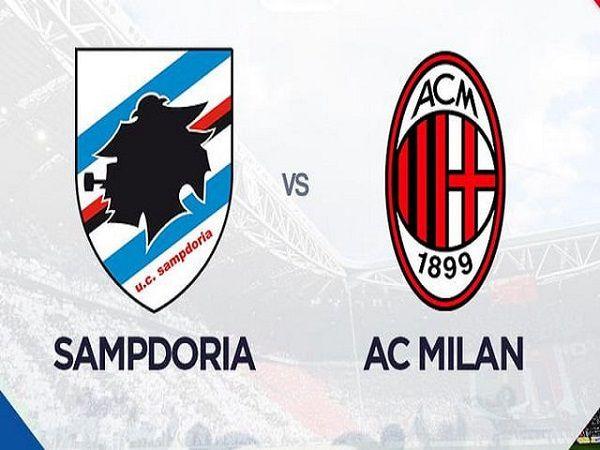 Nhận định Sampdoria vs AC Milan – 01h45 24/08, VĐQG Italia