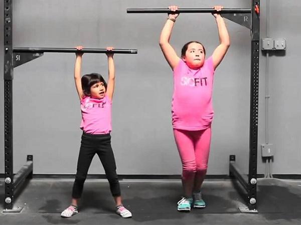Các bài tập giãn cơ tăng chiều cao nhanh nhất tại nhà