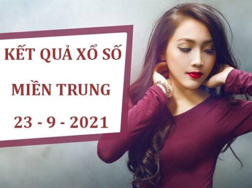 Dự đoán KQSX Miền Trung thứ 5 ngày 23/9/2021