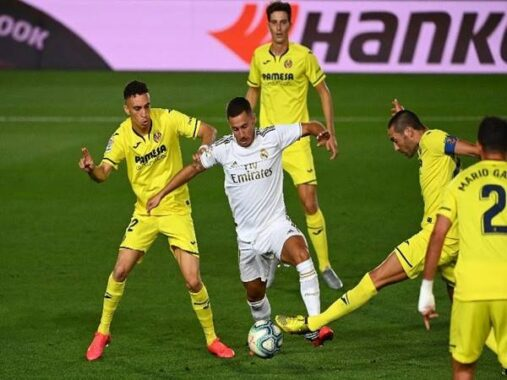 Nhận định bóng đá Real Madrid vs Villarreal, 2h00 ngày 26/9