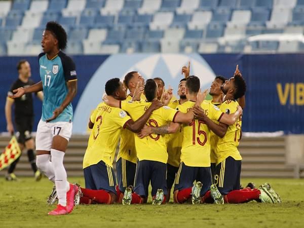 Nhận định trận đấu Colombia vs Ecuador (4h00 ngày 15/10)